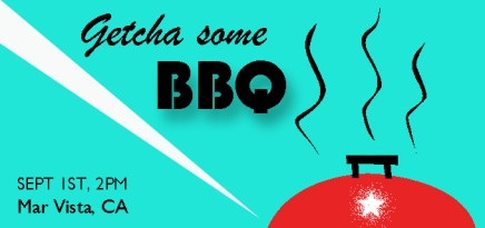 Socialist Party Los Angeles Local BBQ –9/1