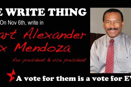 Do the WriteThing!