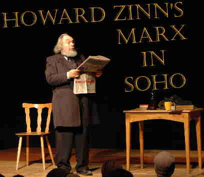 "1/5 - Socialist Party Los Angeles Local Presents ""Marx in Soho"""