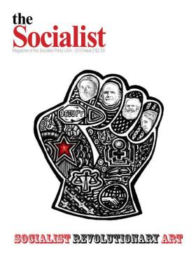 The Socialist - Issue 2, 2013