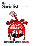 The Socialist - May Day Issue