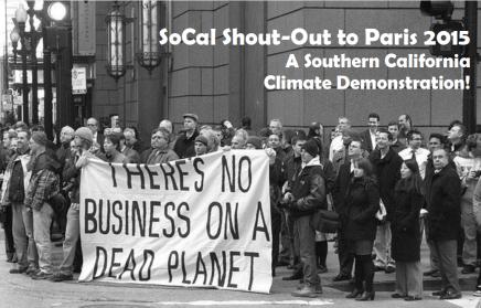 12/12 – Building Blocks Against Climate Change! – Shout Out toParis