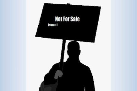 Issue 1: Not for Sale