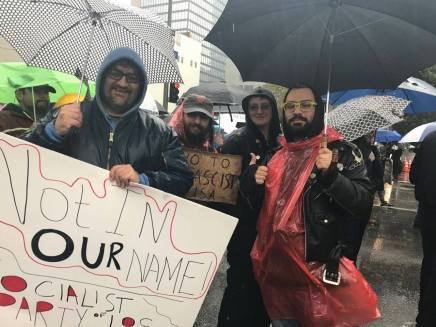 J20 Protest – Los Angeles
