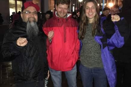 J20 Protest –Oakland
