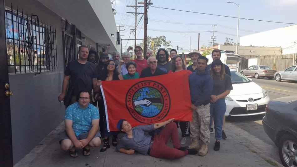 8/5 – Socialist Party Los Angeles Local Monthly Meeting