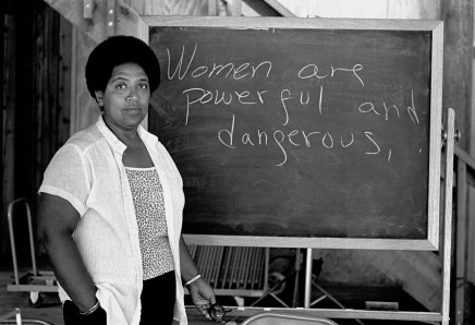 "8/31 – Radical Reading Group: Audre Lorde's ""Sister Outsider"""