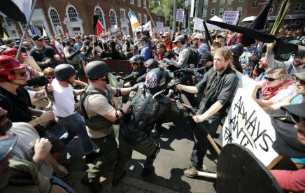 Socialist Party California Locals on the Far-Right Terrorist Attacks in Charlottesville