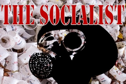 The Socialist – Ecosocialist Issue Out Now!