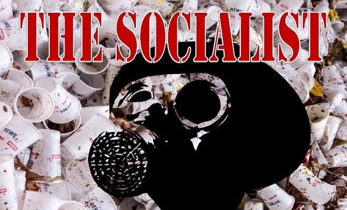The Socialist – Ecosocialist Issue OutNow!