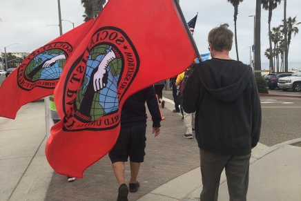 6/1 – Socialist Party Los Angeles Local MonthlyMeeting
