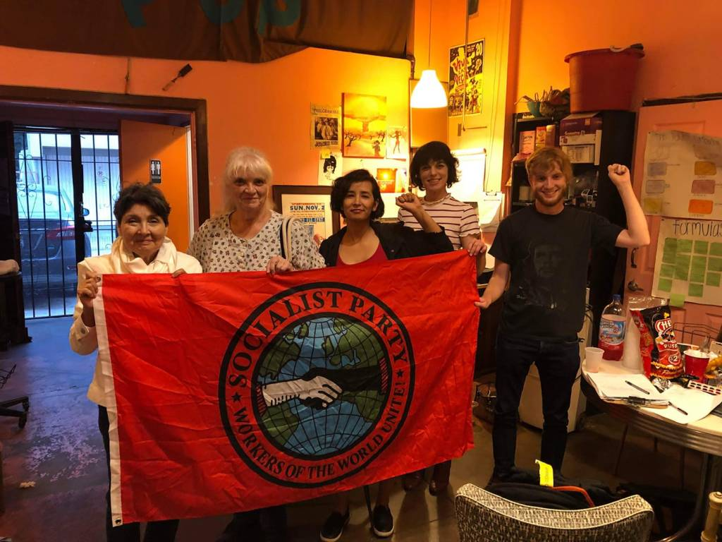 Socialist Party Long Beach