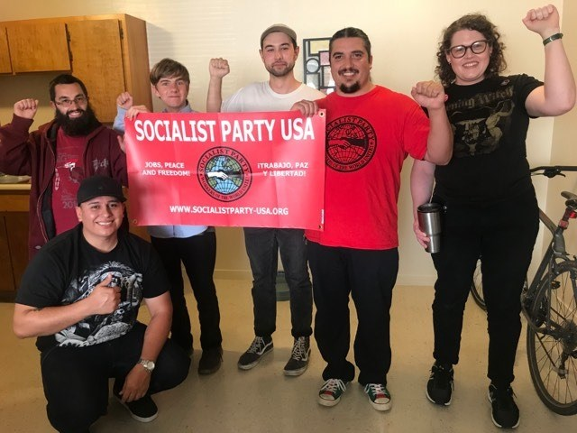 Introducing the Socialist Party Humboldt CountyLocal